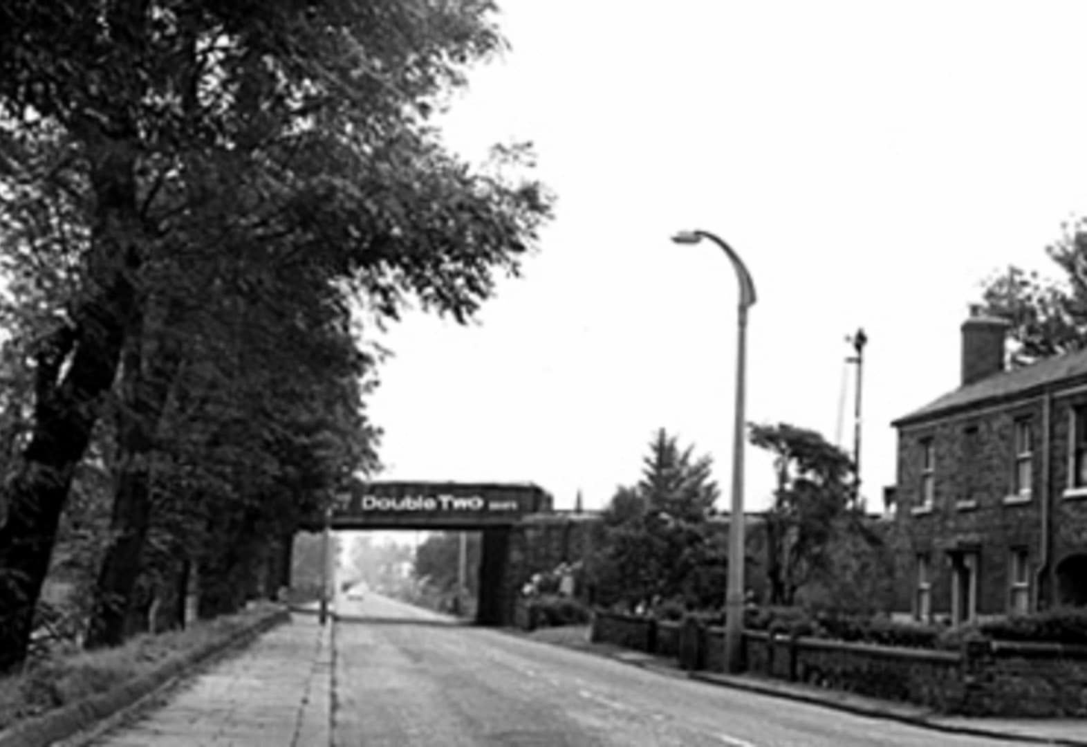 Double TWO Bridge on Barnsley Road, Sandal, Wakefield
