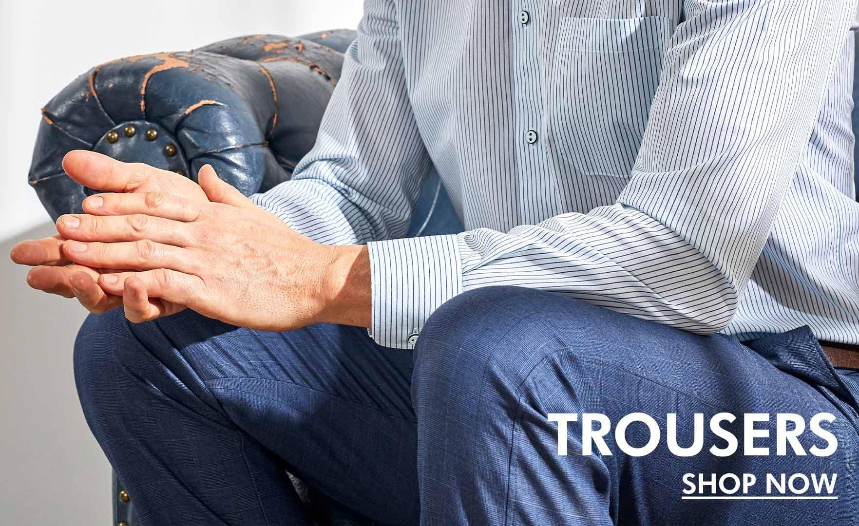 New Season Men's Trousers