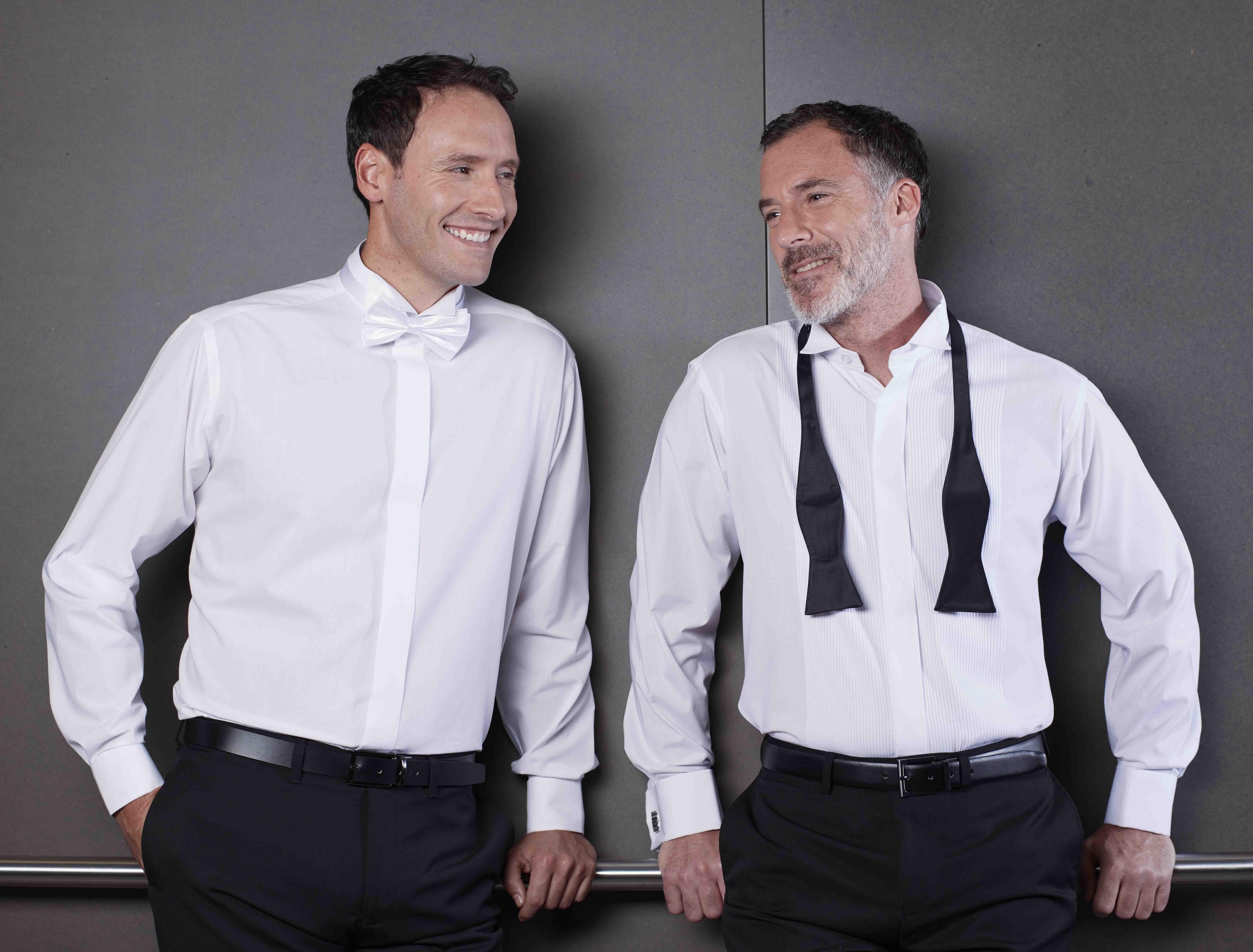 Shop Men's Dress Shirts | The Ideal Wedding Shirt