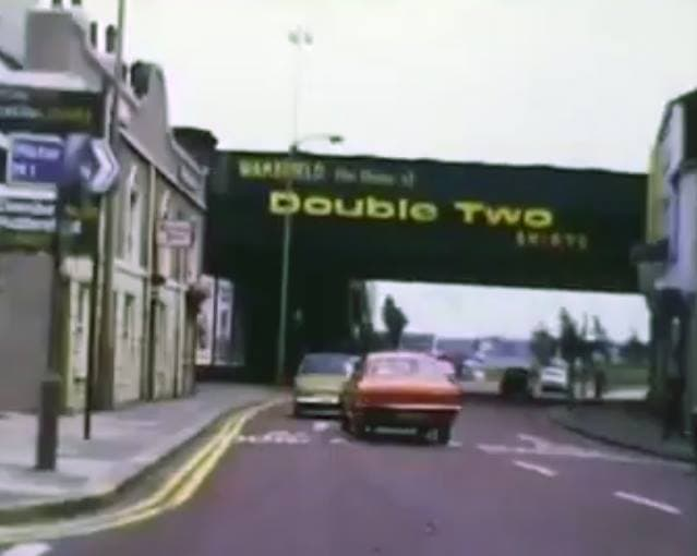 Video still of The Double Two Bridge Wakefield | The home of Double Two Shirts