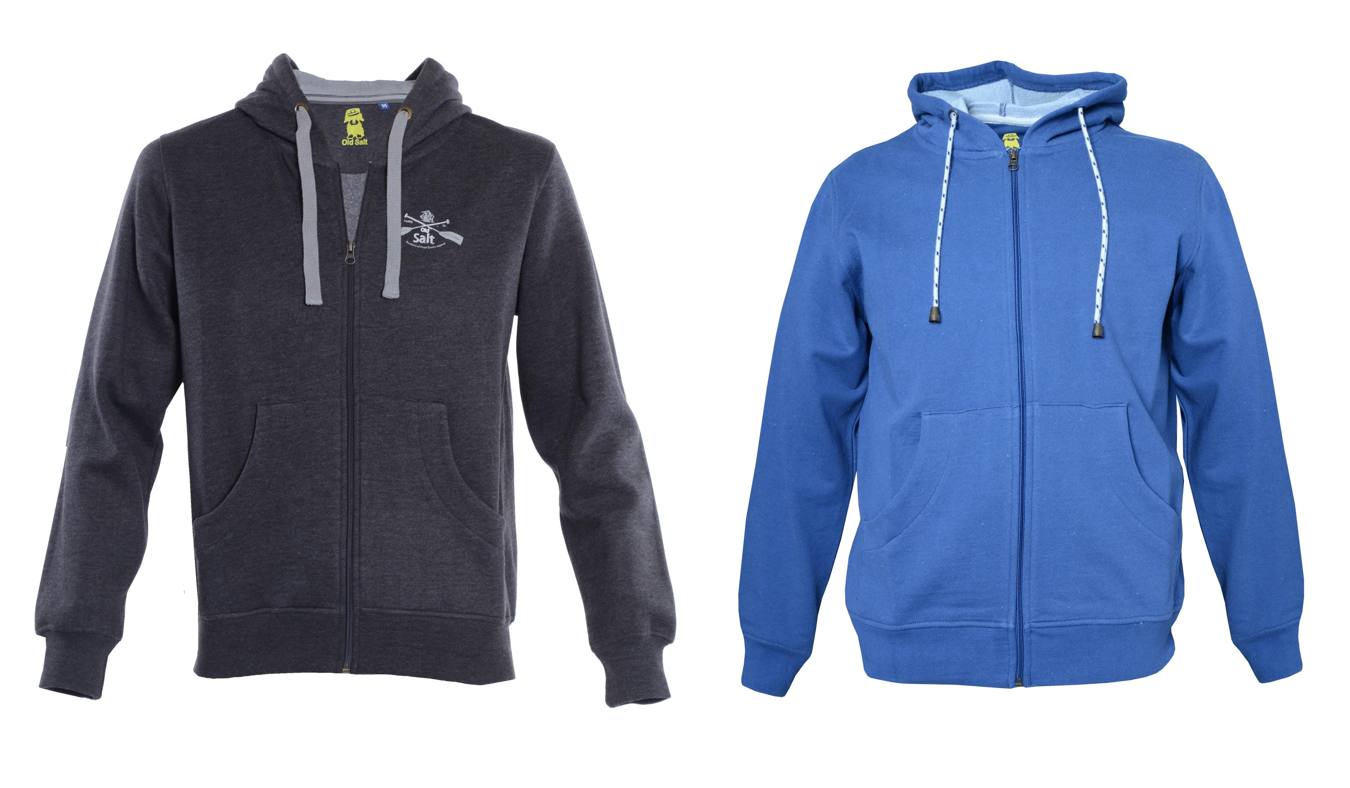 Shop Old Salt by Double TWO Hoodies. Perfect for Glastonbury!