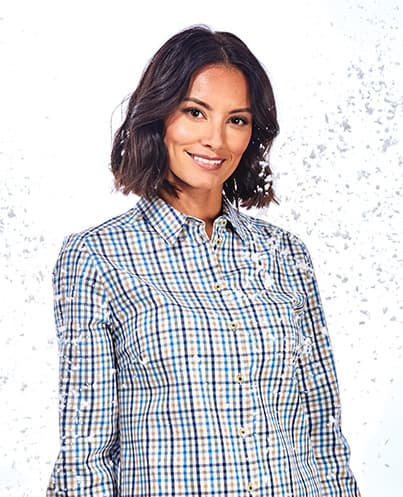 Women's Country Check Casual Shirts