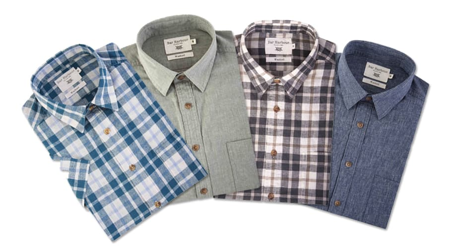 Double TWO Linen Shirts