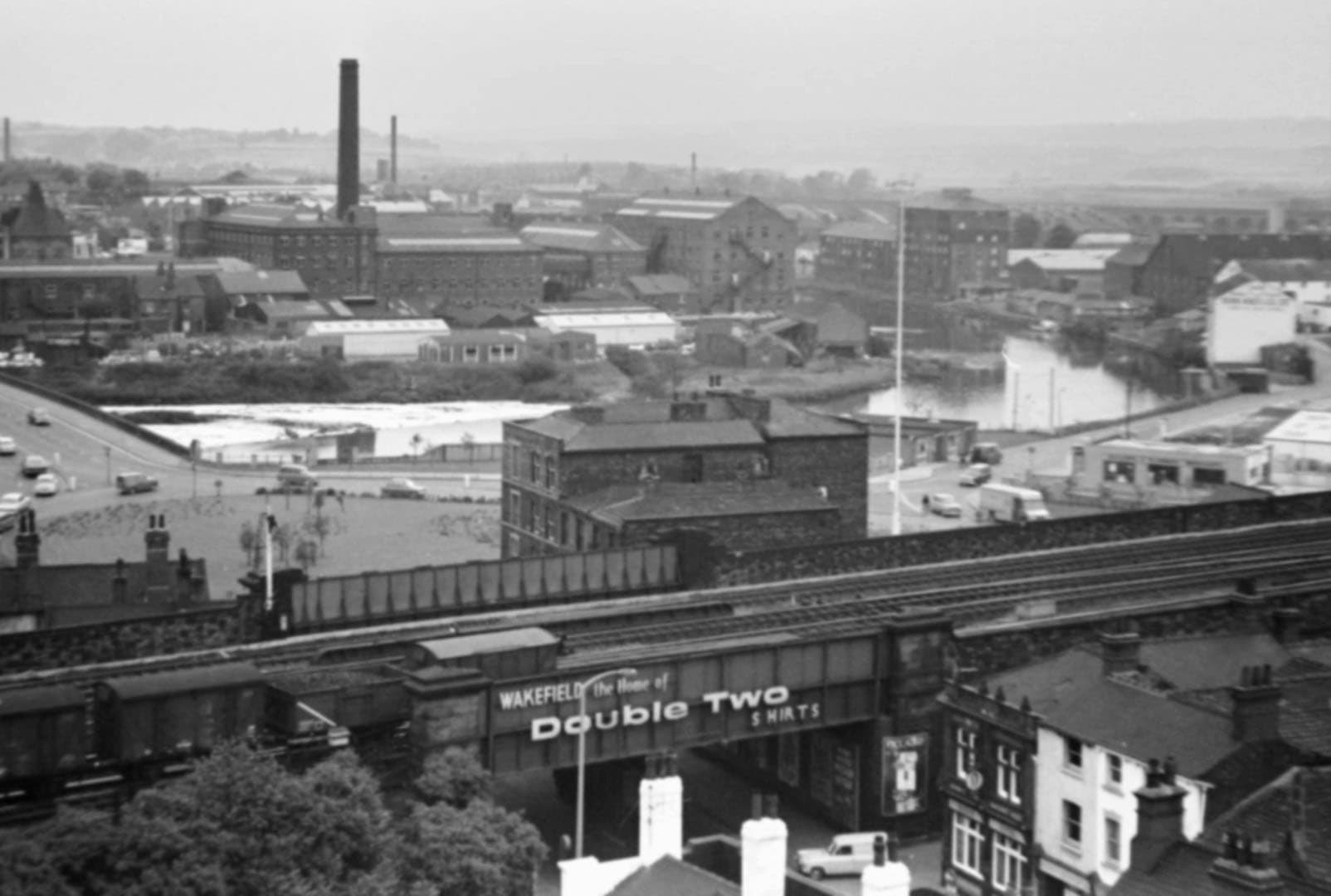 The Double Two Bridge Wakefield | The home of Double Two Shirts