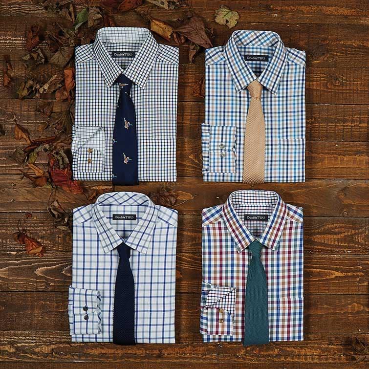 Formal Warm Handle Shirts