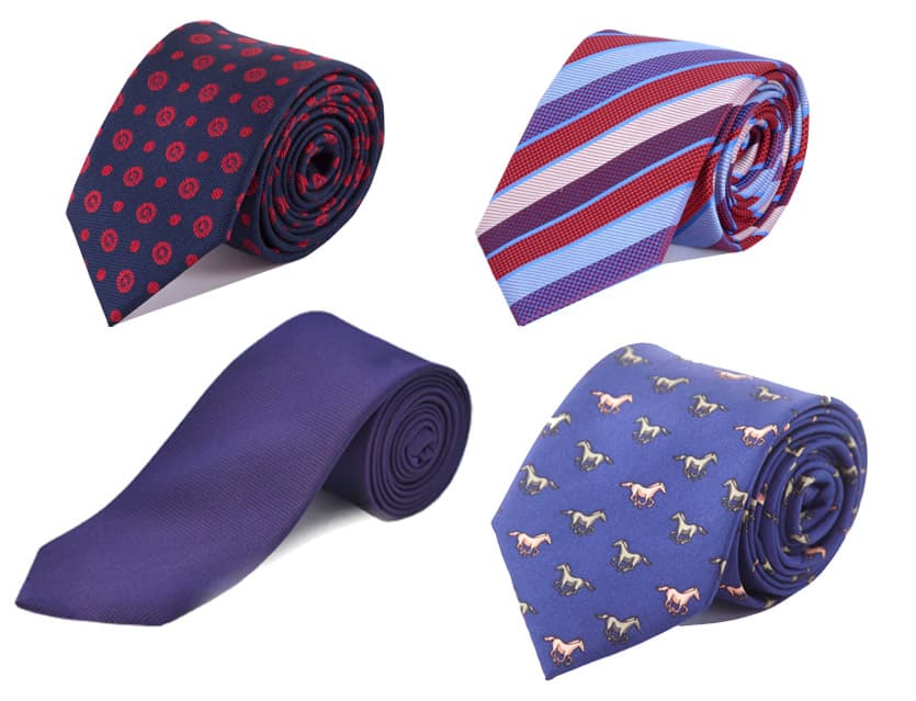 Grand National worthy Silk Ties for the Races