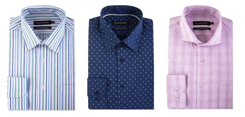 Patterned Formal Shirts for the Racing Season