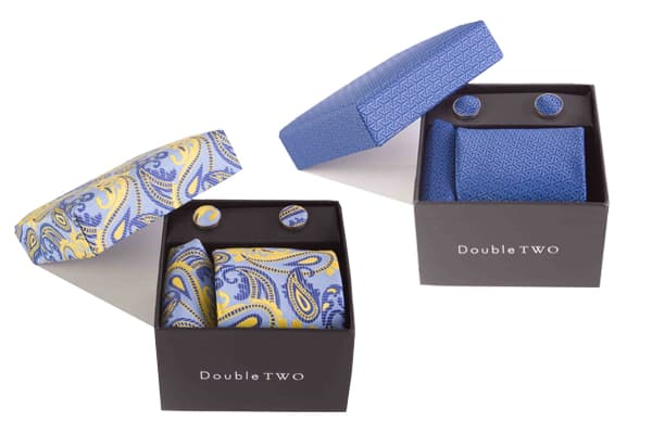 Shop Tie, Cuff Link and Handkerchief Gift Sets