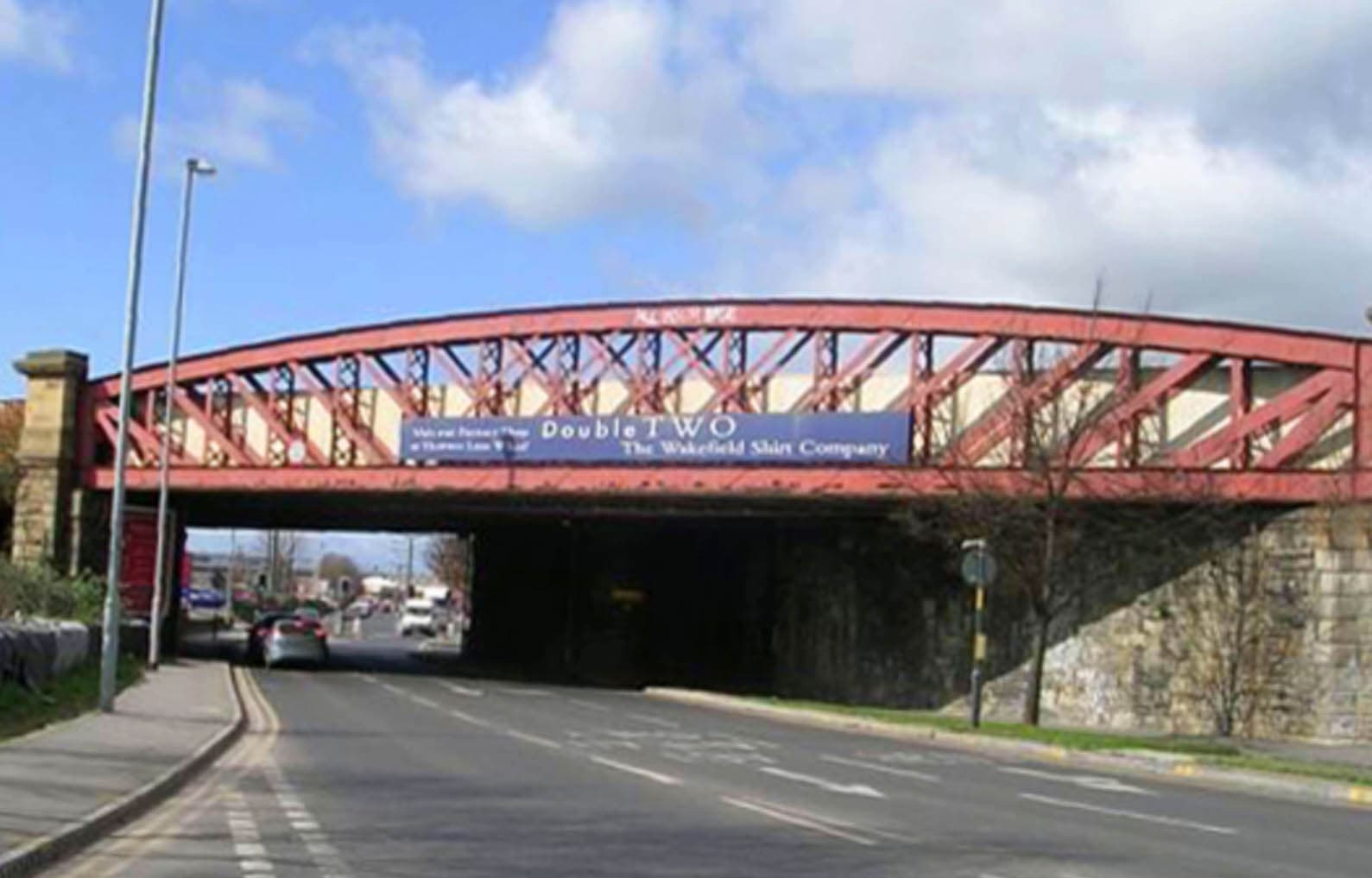 The Double TWO Bridge in the late 1990's