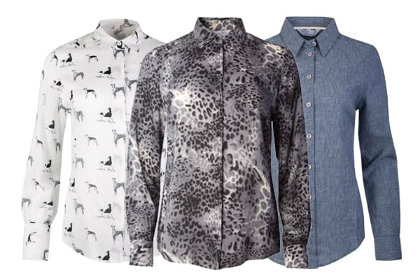 Shop Women's Patterned Shirtsand Blouses