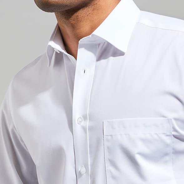 Plain Formal Shirts £14.99