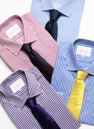 PLAIN FORMAL SHIRTS