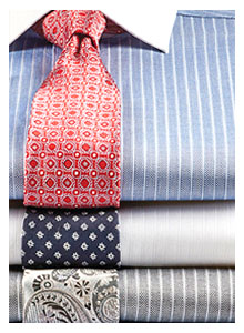 Ties and Accessories Double Two