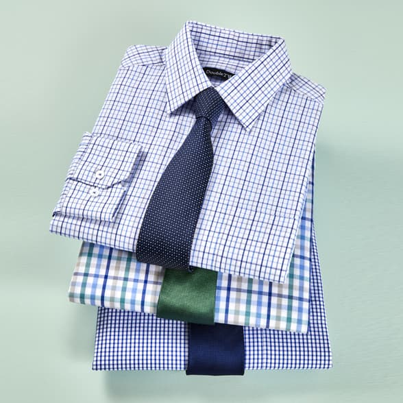 Shop Double TWO Formal Shirts