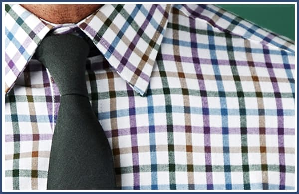 Shop Double TWO Men's Patterned Formal Shirts