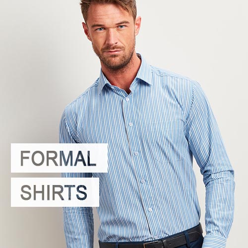 Double Two Formal shirts