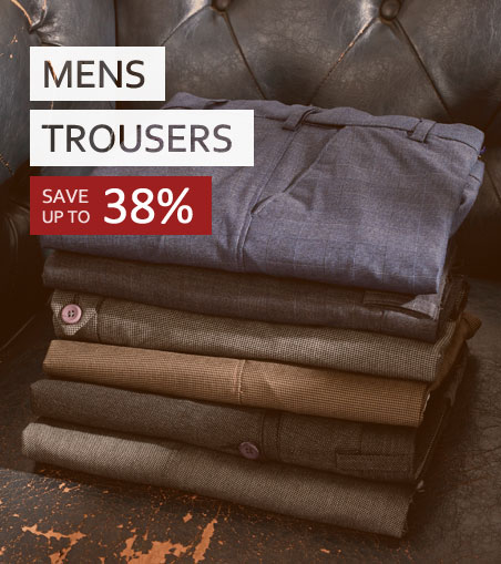 Double Two Trousers Sale